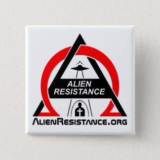 Bóton Quadrado 5.08cm AlienResistance.org