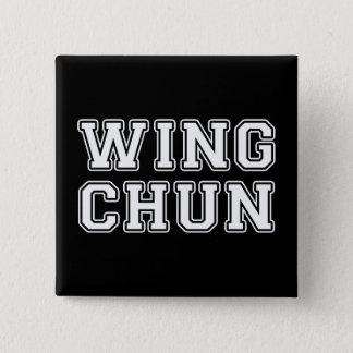Bóton Quadrado 5.08cm Asa Chun