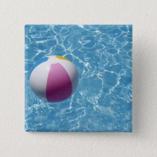 Bóton Quadrado 5.08cm Bola de praia na piscina