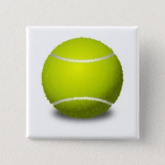 Bóton Quadrado 5.08cm Bola de tênis