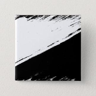 Bóton Quadrado 5.08cm botão da bandeira do Anarcho-pacifismo