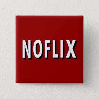 Bóton Quadrado 5.08cm Botão de Noflix