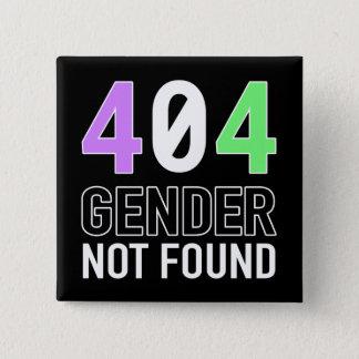 Bóton Quadrado 5.08cm Botão do género 404