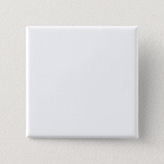 Bóton Quadrado 5.08cm Botão Quadrado Personalizado