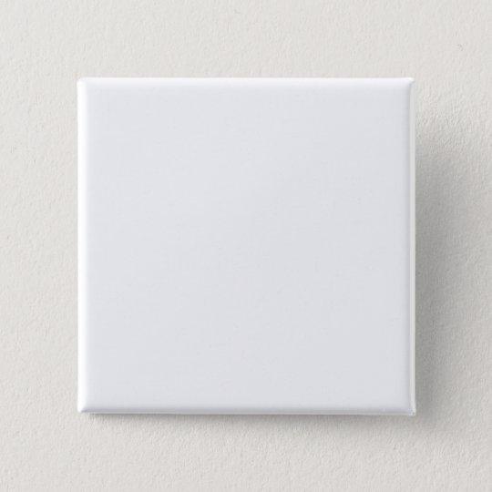 5,1 Cm Botão quadrado