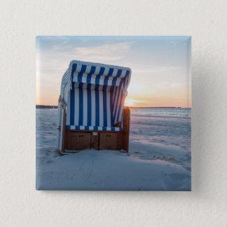 Bóton Quadrado 5.08cm Cadeira de praia