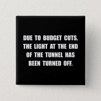 Bóton Quadrado 5.08cm Cortes no orçamento