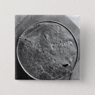 1c3d1a2686f Bóton Quadrado 5.08cm Disco de Theodosius mim o excelente