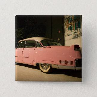 Bóton Quadrado 5.08cm EUA, Tennessee, Memphis, Elvis Presley 3