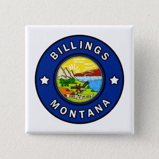 Bóton Quadrado 5.08cm Faturamentos Montana