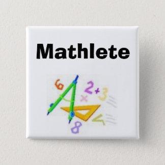 Bóton Quadrado 5.08cm ferramentas 1, Mathlete