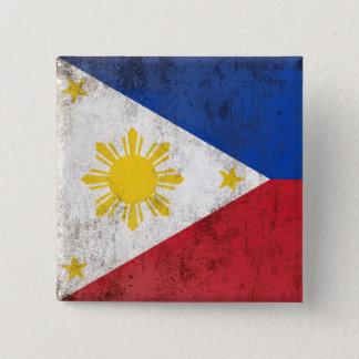 Bóton Quadrado 5.08cm Filipinas