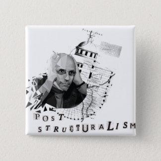 Bóton Quadrado 5.08cm Foucault