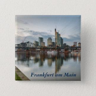 Bóton Quadrado 5.08cm Francoforte - am - cano principal
