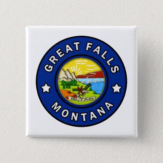 Bóton Quadrado 5.08cm Great Falls Montana