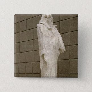 Bóton Quadrado 5.08cm Honore de Balzac 1897