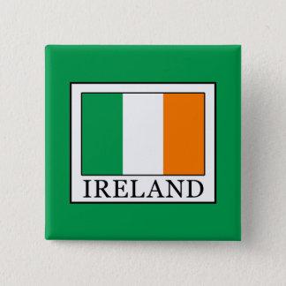 Bóton Quadrado 5.08cm Ireland