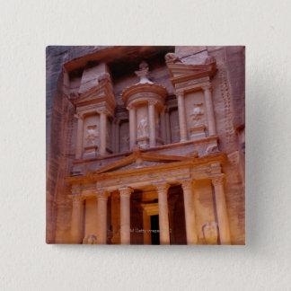 Bóton Quadrado 5.08cm Jordão, Médio Oriente
