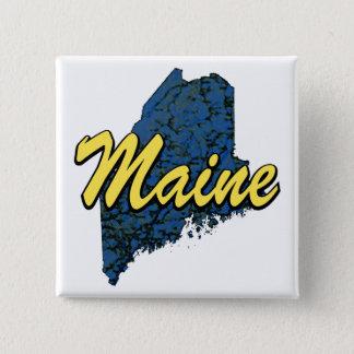 Bóton Quadrado 5.08cm Maine