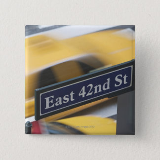 Bóton Quadrado 5.08cm Manhattan