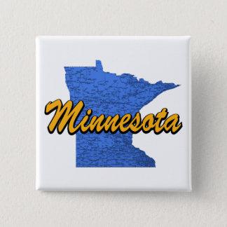 Bóton Quadrado 5.08cm Minnesota