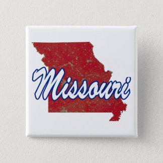 Bóton Quadrado 5.08cm Missouri