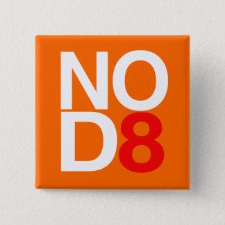 BÓTON QUADRADO 5.08CM NENHUM D8