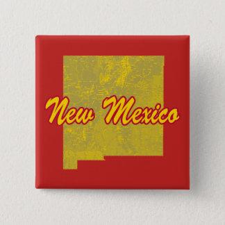 Bóton Quadrado 5.08cm New mexico