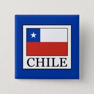 Bóton Quadrado 5.08cm O Chile