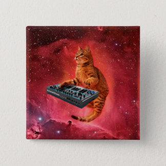 Bóton Quadrado 5.08cm o gato soa - gato - gatos engraçados - memes do