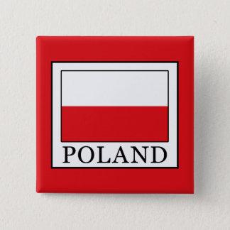 Bóton Quadrado 5.08cm Polônia