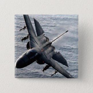 Bóton Quadrado 5.08cm Porco-da-terra F-111