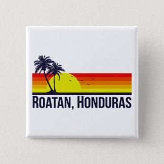 Bóton Quadrado 5.08cm Roatan Honduras