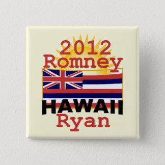 Bóton Quadrado 5.08cm Romney Ryan