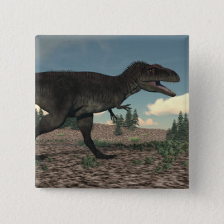 Bóton Quadrado 5.08cm Tyrannotitan