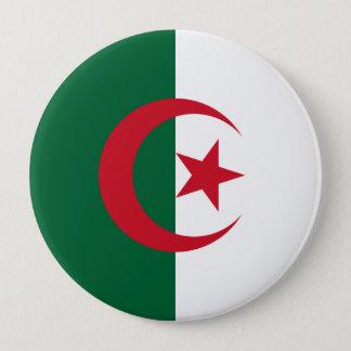 Bóton Redondo 10.16cm Bandeira naval, Argélia
