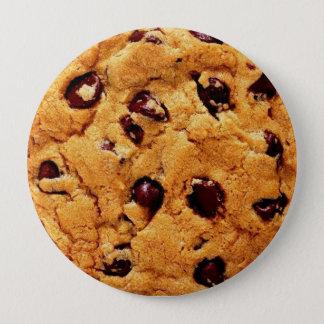 Bóton Redondo 10.16cm biscoito grande
