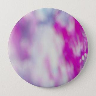 Bóton Redondo 10.16cm Botão das senhoras dos desenhistas: Roxo