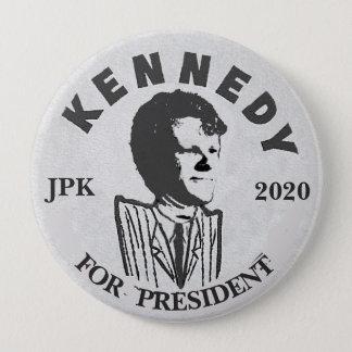 Bóton Redondo 10.16cm Congressista Joe Kennedy para o presidente
