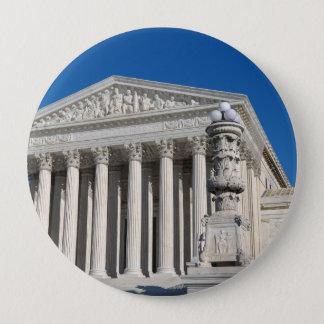 Bóton Redondo 10.16cm Corte suprema dos Estados Unidos
