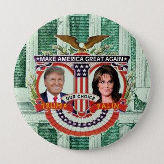 Bóton Redondo 10.16cm Trunfo & Palin em 2016