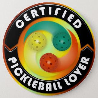 Bóton Redondo 15.24cm Amante certificado 1 de Pickleball