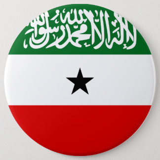Bóton Redondo 15.24cm Bandeira de Somaliland