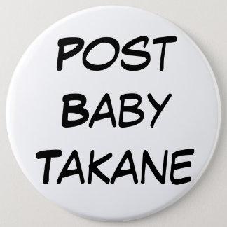 Bóton Redondo 15.24cm Bebê Takane do cargo (simples)