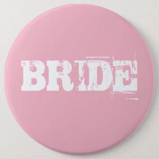 Bóton Redondo 15.24cm Botão da noiva