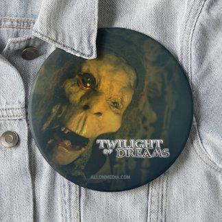 Bóton Redondo 15.24cm Crepúsculo do botão de Tommy dos sonhos
