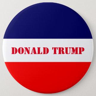 Bóton Redondo 15.24cm Donald Trump