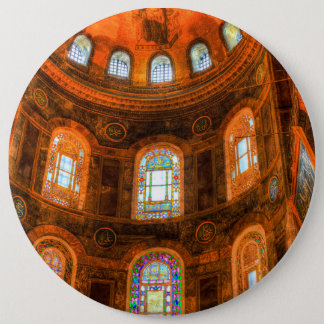 Bóton Redondo 15.24cm Hagia Sophia Istambul