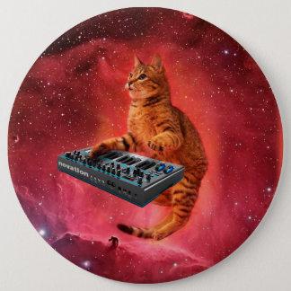 Bóton Redondo 15.24cm o gato soa - gato - gatos engraçados - memes do