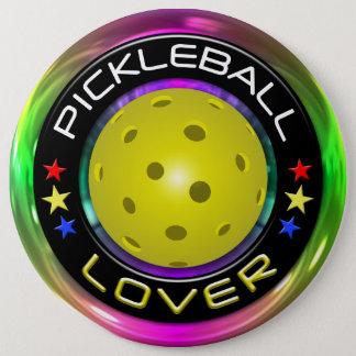 Bóton Redondo 15.24cm Opções do amante 1 de Pickleball